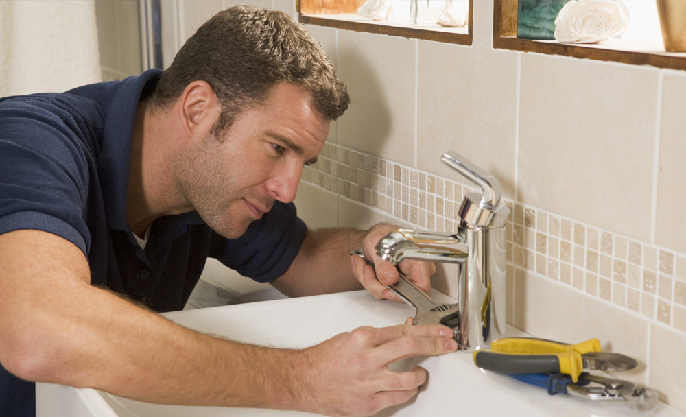 Arreglar un grifo que gotea